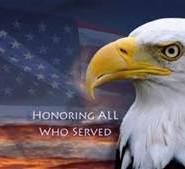 Honoring Our Veterans!