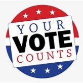 Don't forget to exercise your right to Vote!