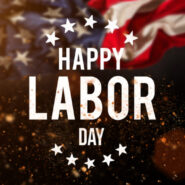 Wishing you a Happy Labor Day Weekend!