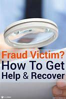 Victim of Fraud?